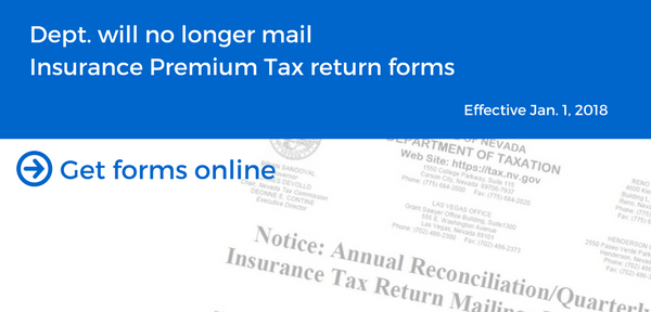 Get Insurance Premium Tax returns online