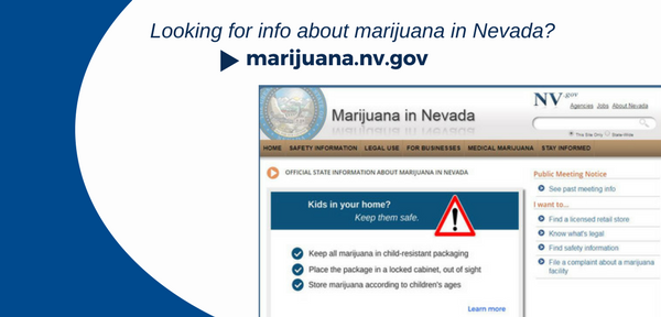 Info about marijuana in Nevada