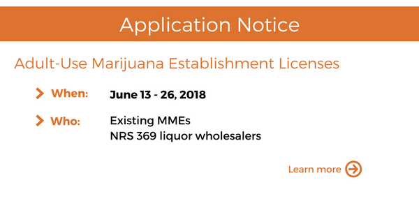 Marijuana License Applications