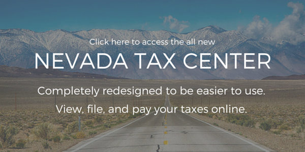 Nevada Tax Center