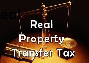 Real Property Transfer Tax