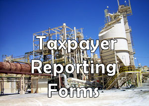 Taxpayer Reporting Forms